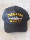 Ballcap DLG 11 hard Front